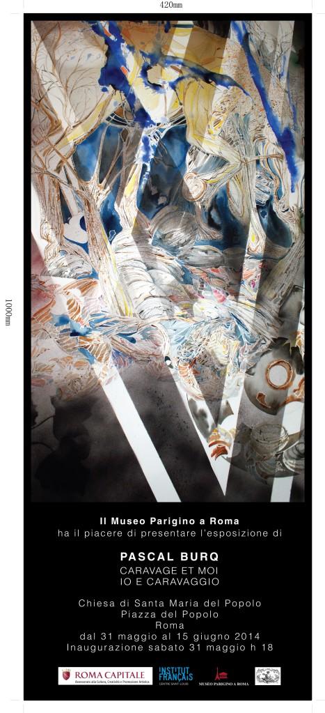 L'affiche del 'exposition