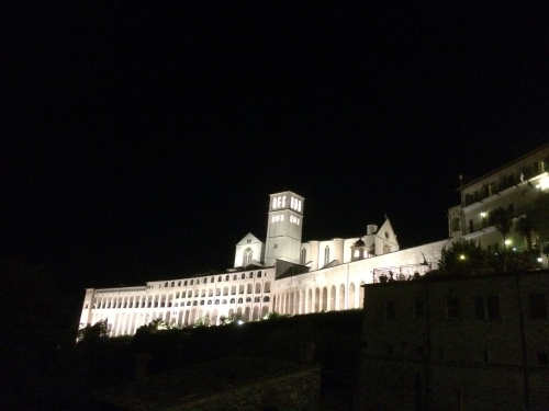 Le couvent des Franciscains